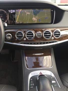 Mercedes-Benz Třída S Třídy S S 350 LONG WEBASTO