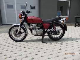 Honda CB 550 Super sport
