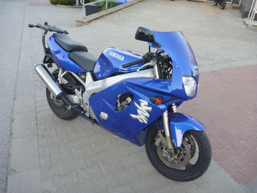 Yamaha YFM FZR 600 R