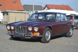 Jaguar XJ6 2,8 I. serie manual