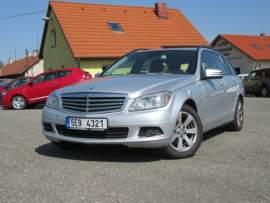 Mercedes-Benz Třídy C 200 CDI Servisní kniha
