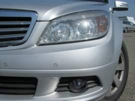 Mercedes-Benz Třída C Třídy C 200 CDI Servisní kniha