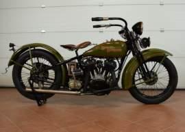 Harley-Davidson Prodám Harley Davidson VL r.v. 1931