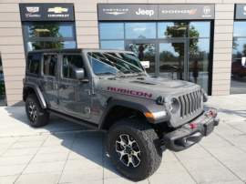 Jeep Wrangler V6 Unlimited Rubicon