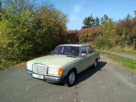 Mercedes-Benz 123 230 80KW Pěkný stav
