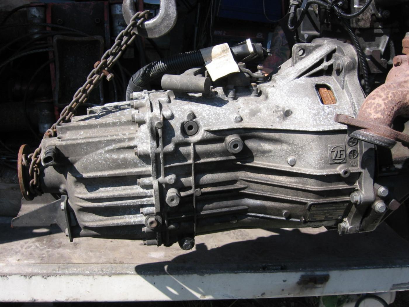 Iveco Daily 50 C13 - převodovka ZF 6S 300 Daily 50 C13- převodovka ZF 6S 300