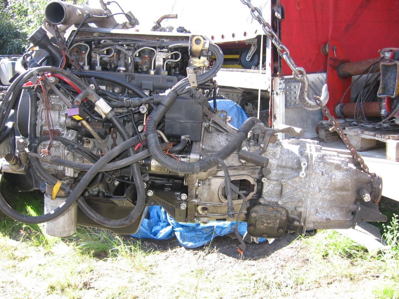 Iveco Daily  50C13 - motor,  125 k Daily 50C13 - motor, 125 k