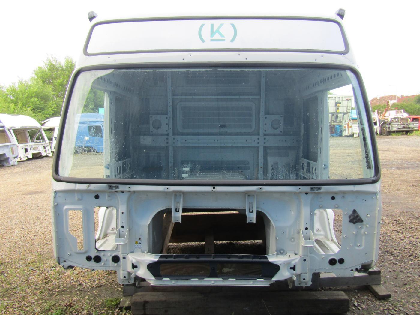 Volvo FH FM480, kabina FM480, kabina