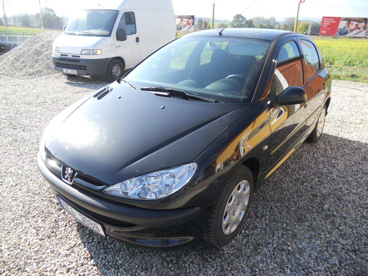 Peugeot 206 1.4HDi 50KW