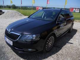 Škoda Superb 2.0 TDi Laurin&Klement