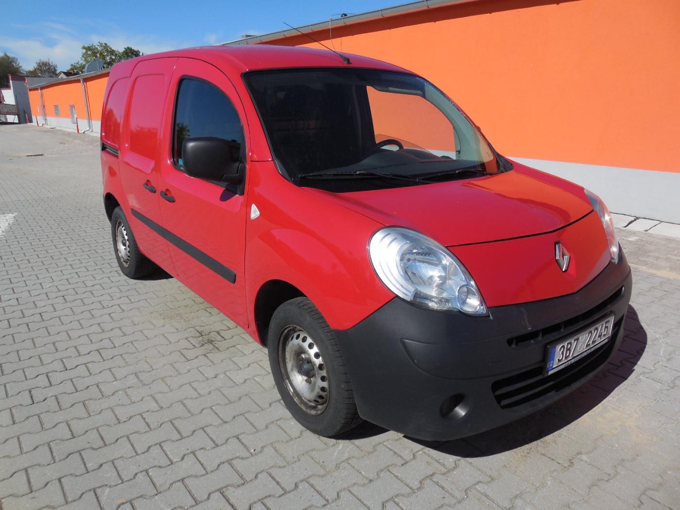 Renault Kangoo 1.5dCi odpočet DPH